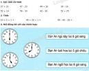 Bài 1, bài 2, bài 4 trang 168 sgk toán