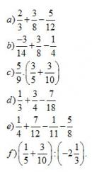 Bài 1 trang 56 Tài liệu dạy – học toán 6 tập 2