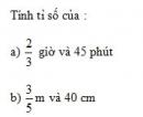 Bài 14 trang 74 Tài liệu dạy – học toán 6 tập 2