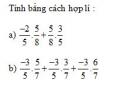 Bài 3 trang 78 Tài liệu dạy – học toán 6 tập 2