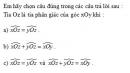 Bài 8 trang 110 Tài liệu dạy – học toán 6 tập 2