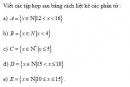 Bài 1 trang 27 Tài liệu dạy – học toán 6 tập 1