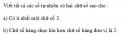 Bài 12 trang 28 Tài liệu dạy – học toán 6 tập 1