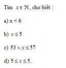 Bài 8 trang 27 Tài liệu dạy – học toán 6 tập 1