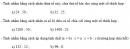 Bài 5 trang 44 Tài liệu dạy – học toán 6 tập 1
