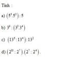 Bài 13 trang 51 Tài liệu dạy – học toán 6 tập 1