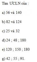 Bài 3 trang 90 Tài liệu dạy – học toán 6 tập 1
