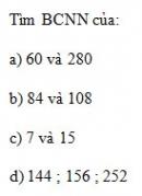 Bài 5 trang 90 Tài liệu dạy – học toán 6 tập 1