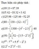 Bài 5 trang 93 Tài liệu dạy – học toán 6 tập 1