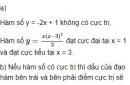 Câu hỏi 3 trang 14 SGK Giải tích 12