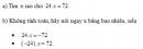 Bài 4 trang 142 Tài liệu dạy – học toán 6 tập 1