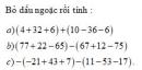 Bài 7 trang 130 Tài liệu dạy – học toán 6 tập 1