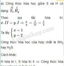 Bài 1 trang 52 Tài liệu dạy - học Hóa học 8 tập 1