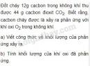 Bài 1 trang 70 Tài liệu dạy - học Hóa học 8 tập 1