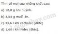 Bài 1 trang 88 Tài liệu dạy - học Hóa học 8 tập 1