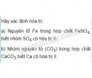 Bài 3 trang 51 Tài liệu dạy - học Hóa học 8 tập 1