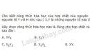 Bài 3 trang 54 Tài liệu dạy - học Hóa học 8 tập 1