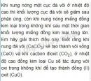 Bài 3 trang 70 Tài liệu dạy - học Hóa học 8 tập 1