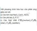 Bài 2 trang 10 Tài liệu dạy - học Hóa học 8 tập 2