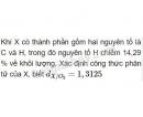 Bài 3 trang 102 Tài liệu dạy - học Hóa học 8 tập 1