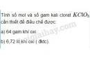 Bài 4 trang 24 Tài liệu dạy - học Hóa học 8 tập 2