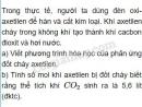 Bài 5 trang 10 Tài liệu dạy - học Hóa học 8 tập 2