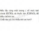 Bài 6 trang 24 Tài liệu dạy - học Hóa học 8 tập 2
