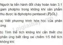 Bài 6 trang 33 Tài liệu dạy - học Hóa học 8 tập 2