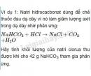 Hoạt động 2 trang 97 Tài liệu dạy - học Hóa học 8 tập 1
