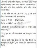 Bài 2 trang 56 Tài liệu dạy - học Hóa học 8 tập 2
