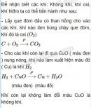Bài 3 trang 44 Tài liệu dạy - học Hóa học 8 tập 2