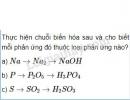 Bài 3 trang 56 Tài liệu dạy - học Hóa học 8 tập 2