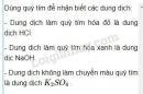 Bài 3 trang 67 Tài liệu dạy - học Hóa học 8 tập 2