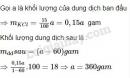 Bài 3 trang 88 Tài liệu dạy - học Hóa học 8 tập 2