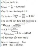 Bài 6 trang 92 Tài liệu dạy - học Hóa học 8 tập 2