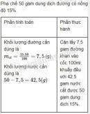 Hoạt động 1 trang 94 Tài liệu dạy - học Hóa học 8 tập 2