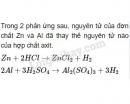Hoạt động 6 trang 43 Tài liệu dạy - học Hóa học 8 tập 2