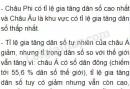 Bài 2 trang 6 SGK Địa lí 7