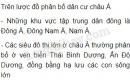 Bài 3 trang 14 SGK Địa lí 7