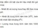 Bài 1 trang 25 SGK Địa lí 7