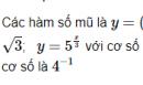 Câu hỏi 2 trang 71 SGK Giải tích 12