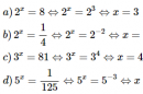 Câu hỏi 1 trang 61 SGK Giải tích 12