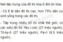 Bài 1 trang 55 SGK Địa lí 7
