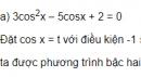 Câu hỏi 2 trang 31 SGK Đại số và Giải tích 11