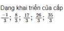 Câu hỏi 2 trang 93 SGK Đại số và Giải tích 11
