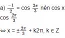 Câu hỏi 4 trang 23 SGK Đại số và Giải tích 11