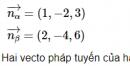 Câu hỏi 6 trang 74 SGK Hình học 12