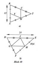 Bài tập 18 trang 105 Tài liệu dạy – học Toán 8 tập 1