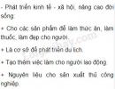Bài 1 trang 42 (Bảo vệ tài nguyên sinh vật Việt Nam) Tập bản đồ Địa lí 8
