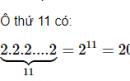 Câu hỏi 2 trang 99 SGK Đại số và Giải tích 11